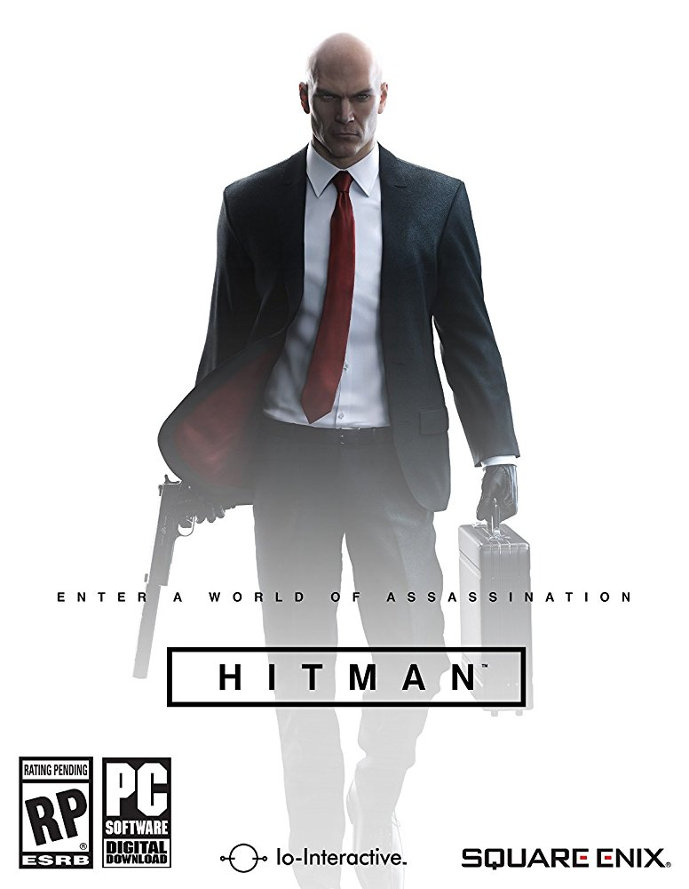 HITMAN FULL 1 Season ✅(STEAM KEY)+GIFT