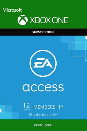 EA ACCESS 12 MONTHS ✅(XBOX ONE/REGION FREE)