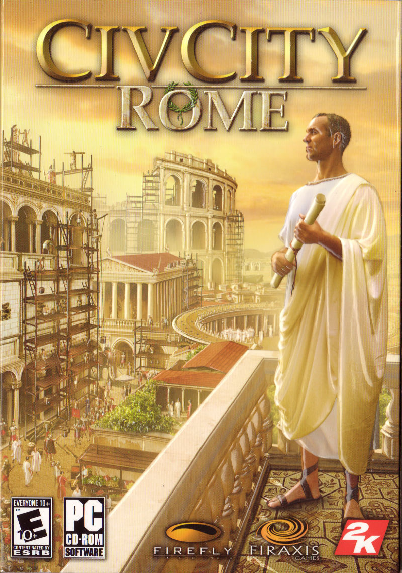 CivCity: Rome ✅(Steam/Region Free)+GIFT