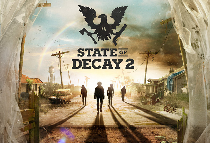 STATE OF DECAY 2 ✅(XBOX ONE/WIN 10) IN STOCK