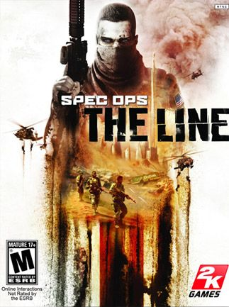 Spec Ops: The Line ✅(Steam/Region Free)+GIFT