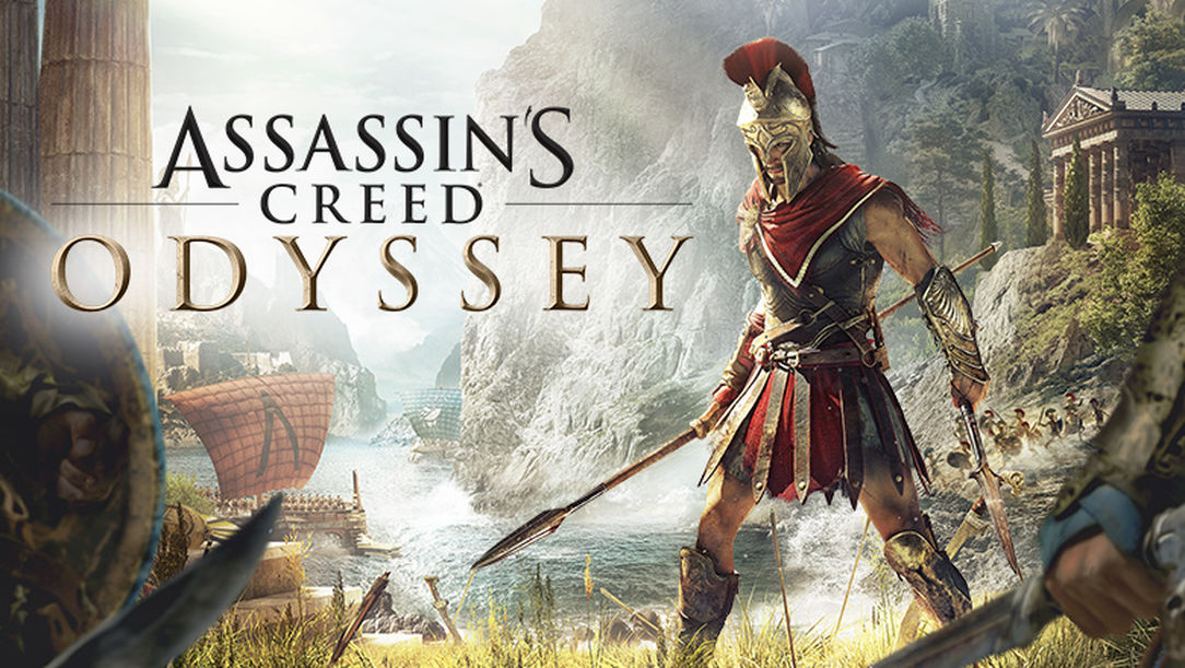 ASSASSINS CREED ODYSSEY ✅(UPLAY)+IN STOCK