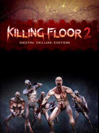 Killing Floor 2 Digital Deluxe ✅(Steam Key/Region Free)
