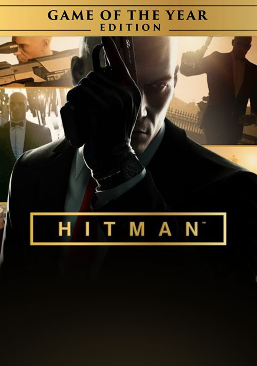 Hitman Game of the Year Edition (Steam Key)+GIFT