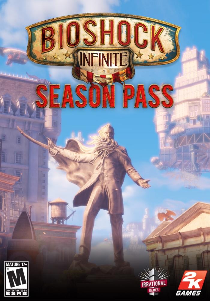BioShock Infinite Season Pass✅(Steam Key)+ПОДАРОК