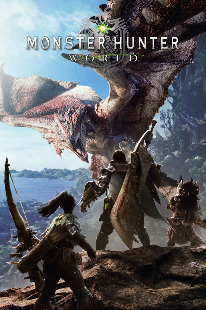 MONSTER HUNTER: WORLD ✅(STEAM)+GIFT