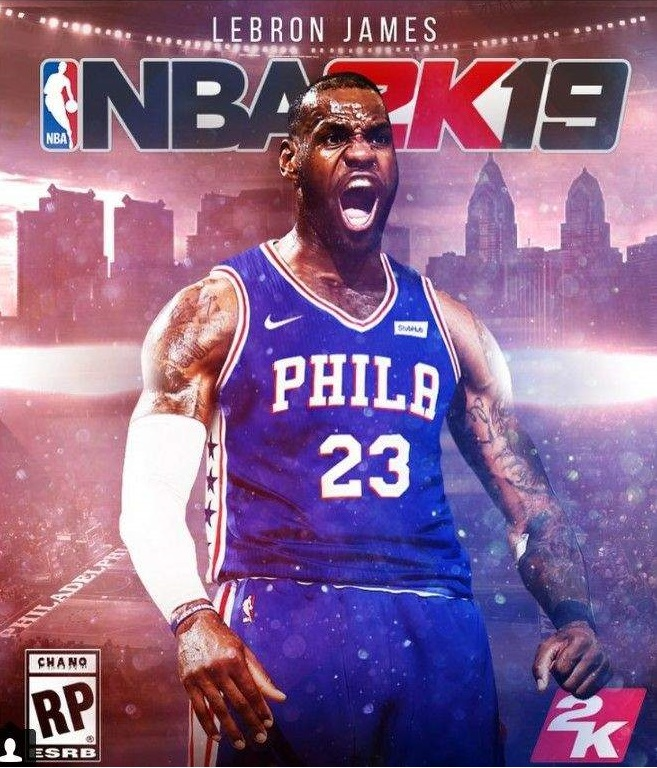 NBA 2K19 ✅(STEAM)+GIFT