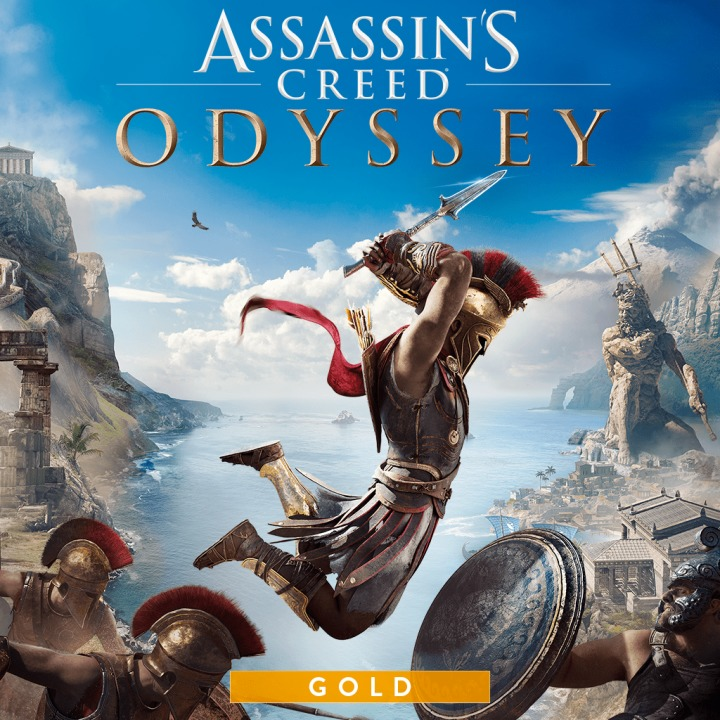 ASSASSINS CREED ODYSSEY GOLD+DLC ✅(UPLAY)