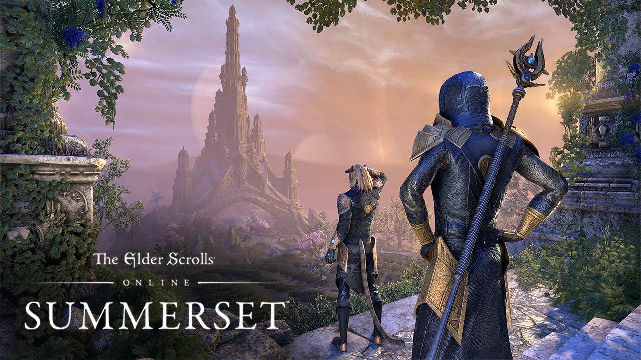 TES Online: Tamriel Unlimited+Summerset ✅(Region Free)