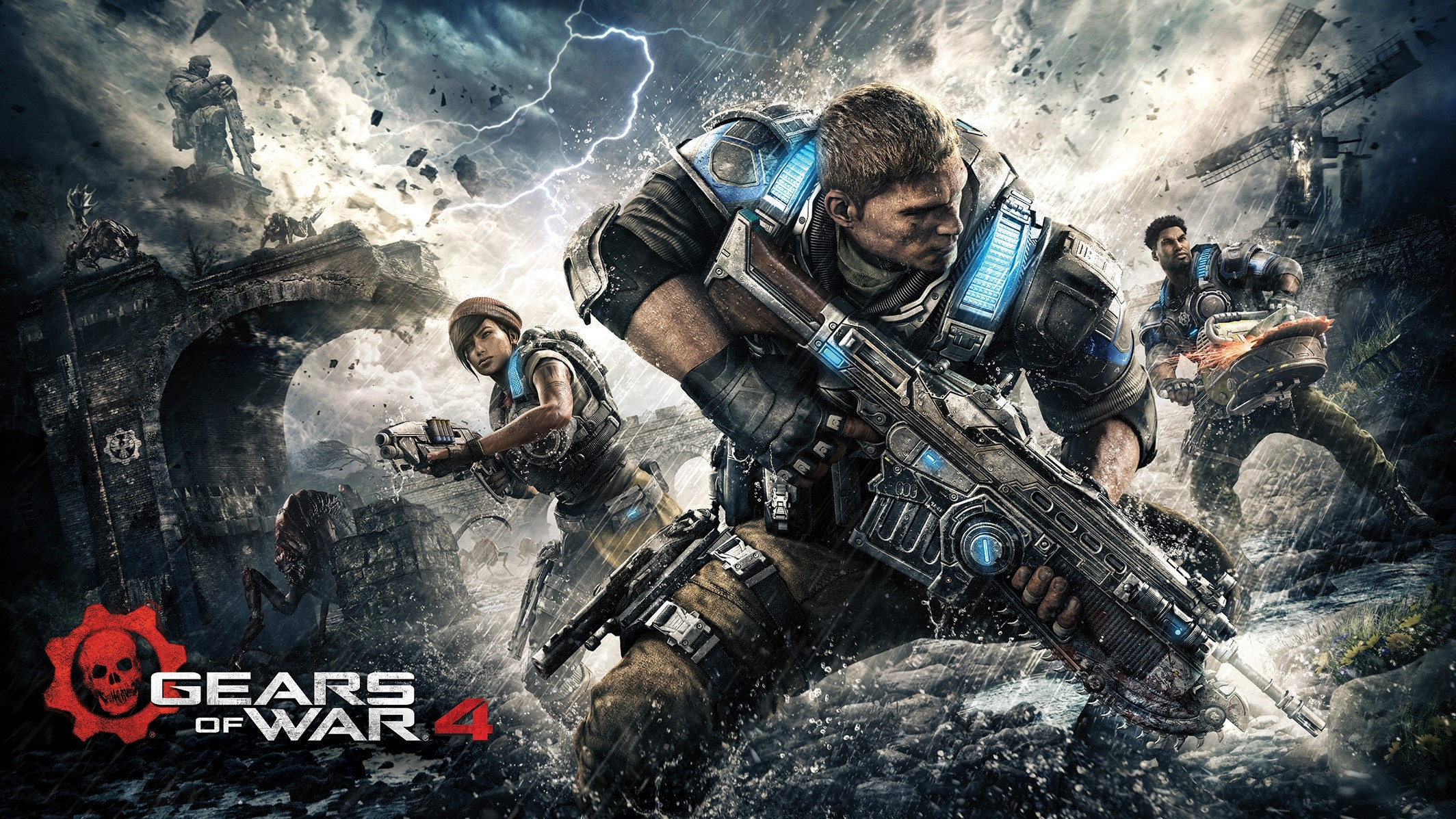 Gears of War 4 XBOX ONE + Windows 10 ✅ЛИЦЕНЗИЯ