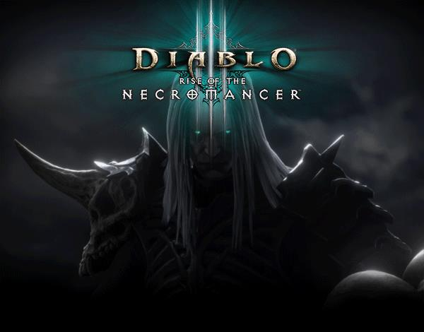 Diablo 3: Rise of the Necromancer (RU/EU/US)+GIFT