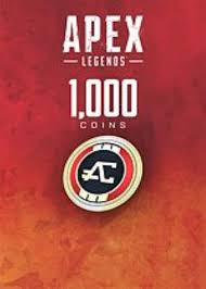 Apex Legends: 1000 Coins ✅ (CODE FOR XBOX ONE)