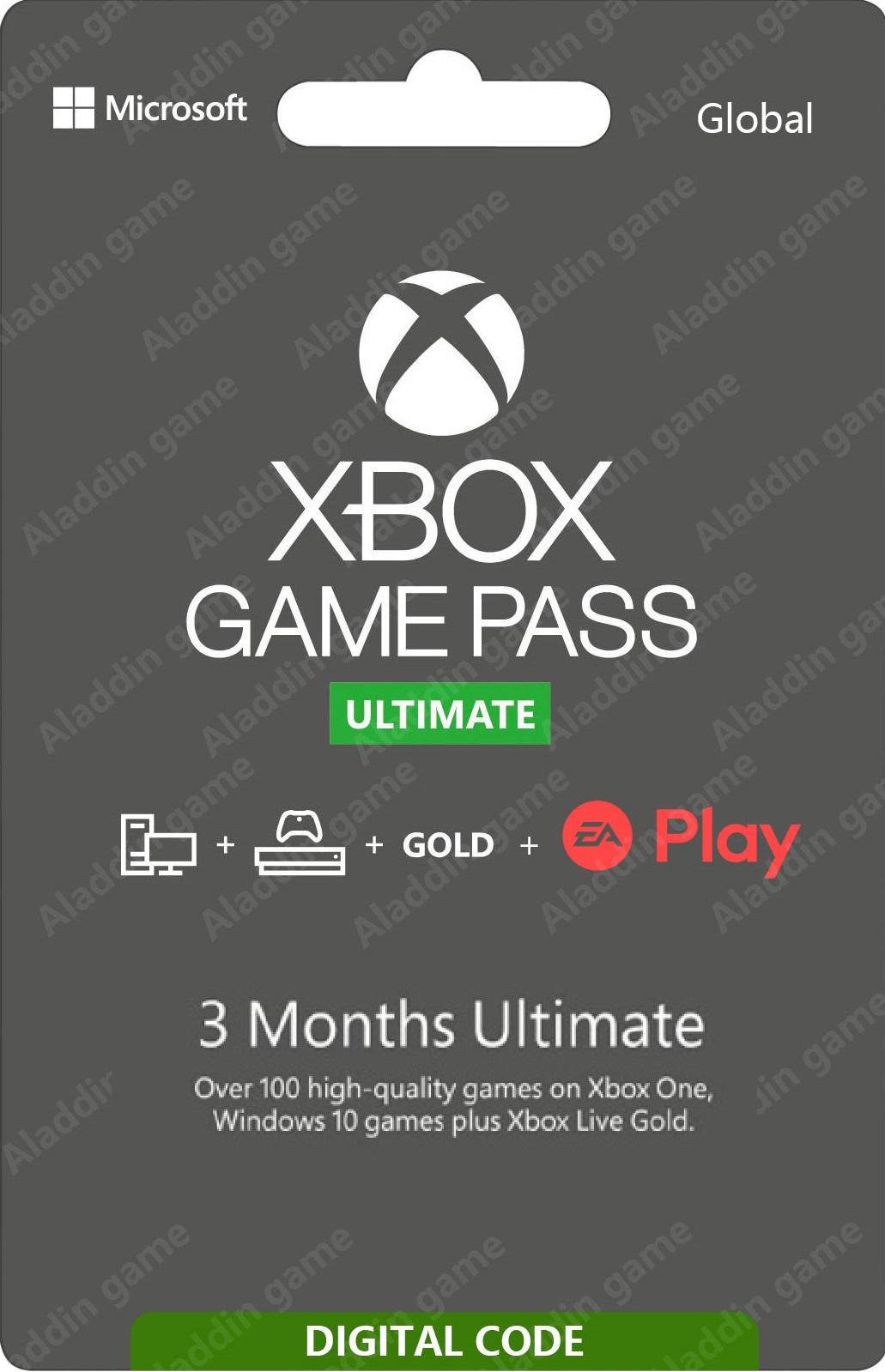 Фотография xbox game pass ultimate 3 месяца (ru) ✅(продление)
