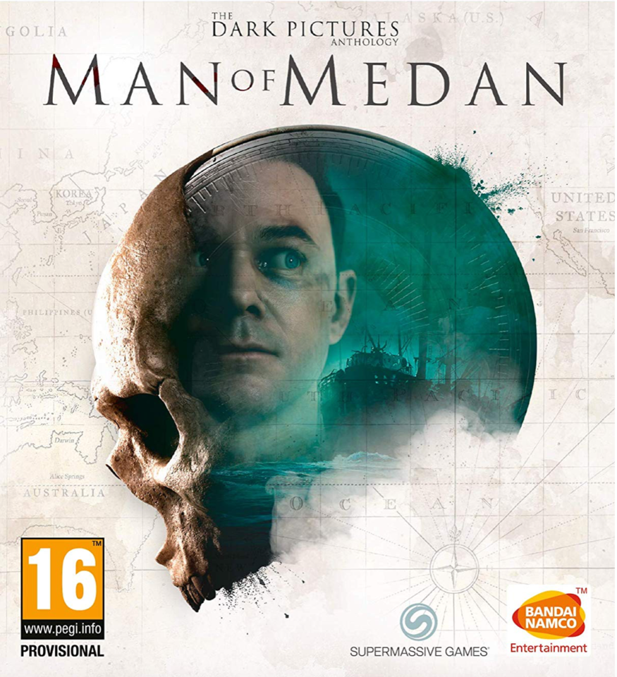 The Dark Pictures: Man of Medan ✅( STEAM KEY)+GIFT