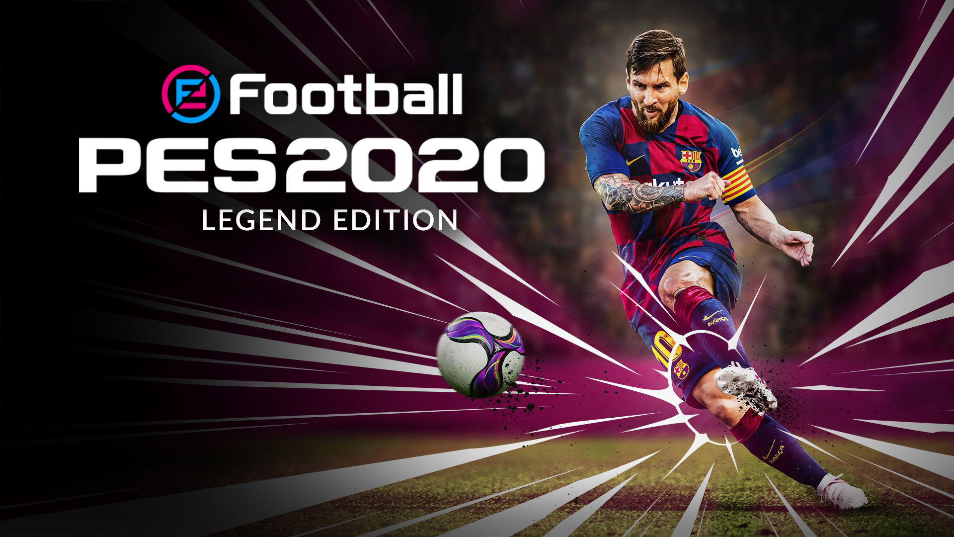eFootball PES 2020 LEGEND ⚽(STEAM KEY)+BONUS