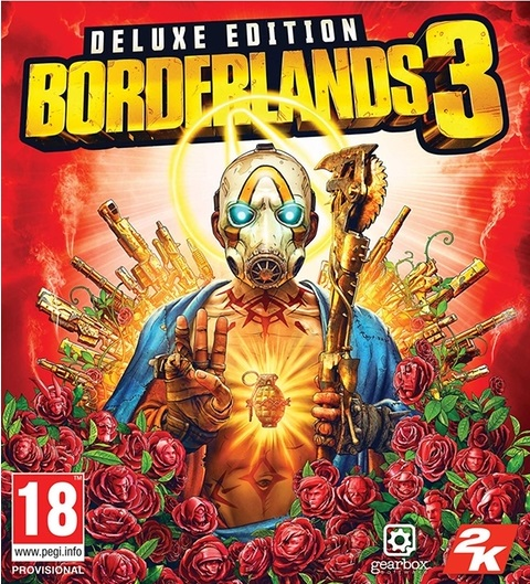BORDERLANDS 3 DELUXE ✅(EPIC GAMES)+GIFT