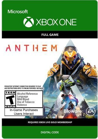 ANTHEM: LEGION OF DAWN ✅ (KEY FOR XBOX ONE) + GIFT