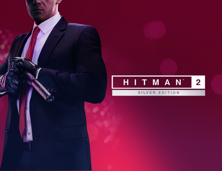 HITMAN 2 - Silver Edition ✅(Steam Key)+GIFT