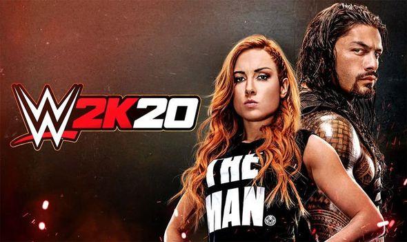 WWE 2K20 ✅(Steam Ключ)+ПОДАРОК