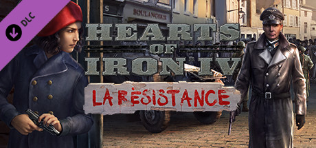 Hearts of Iron IV: La Resistance ✅Steam Key RU/CIS