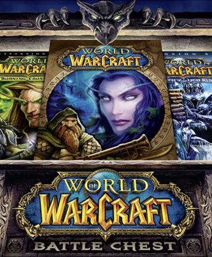 WORLD OF WARCRAFT: BATTLE CHEST ✅(RU/EU)+30 ДНЕЙ