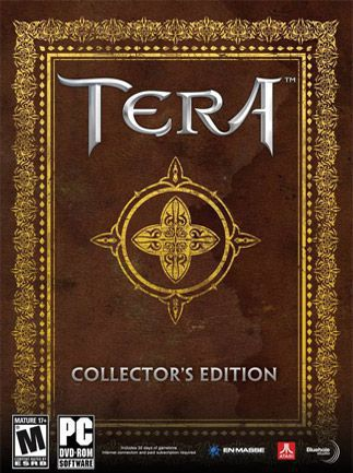 TERA Collectors Edition ✅(Gameforge Key/EUROPE)