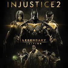 Injustice 2 Legendary Edition ✅(Steam/GLOBAL)+ПОДАРОК