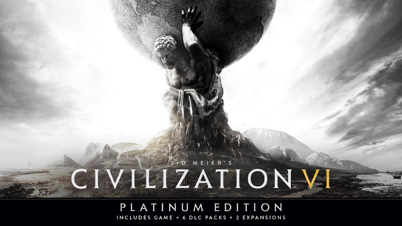 🔴CIVILIZATION VI PLATINUM EDITION🔴 (STEAM)+GIFT