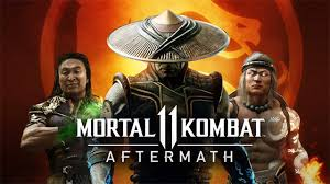 Mortal Kombat 11: DLC Aftermath ✅ (Steam Key)+GIFT