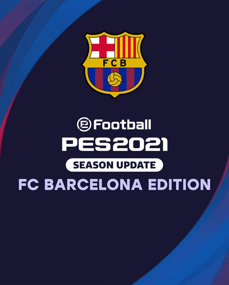 eFootball PES 2021 ✅SEASON UPDATE: FC Barcelona Edition