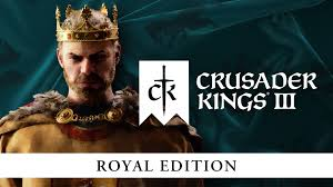 CRUSADER KINGS 3 III ROYAL ✅(STEAM KEY) LICENSE KEY