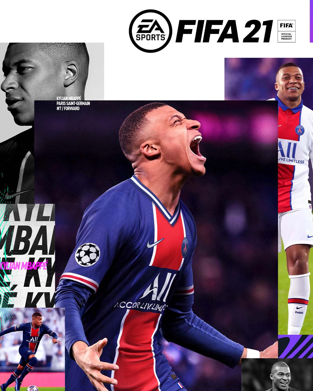 FIFA 21 ⚽(ORIGIN/REGION FREE) ✅+ПОДАРОК