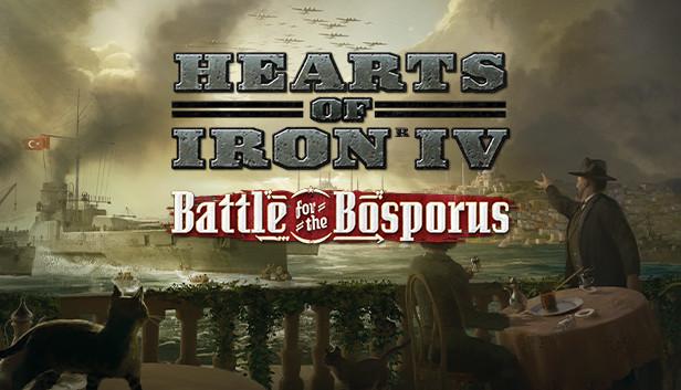 Фотография hearts of iron iv battle for the bosporus ✅(steam)