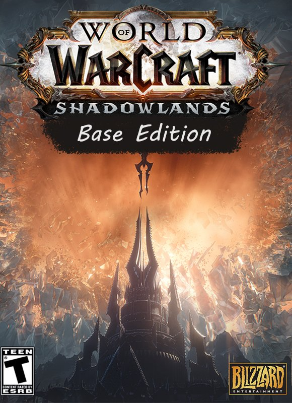 wow: shadowlands base (ru) ✅licenziya+podarok 1799 rur