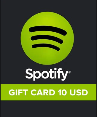 Spotify Gift Card 10 USD ✅(USA)
