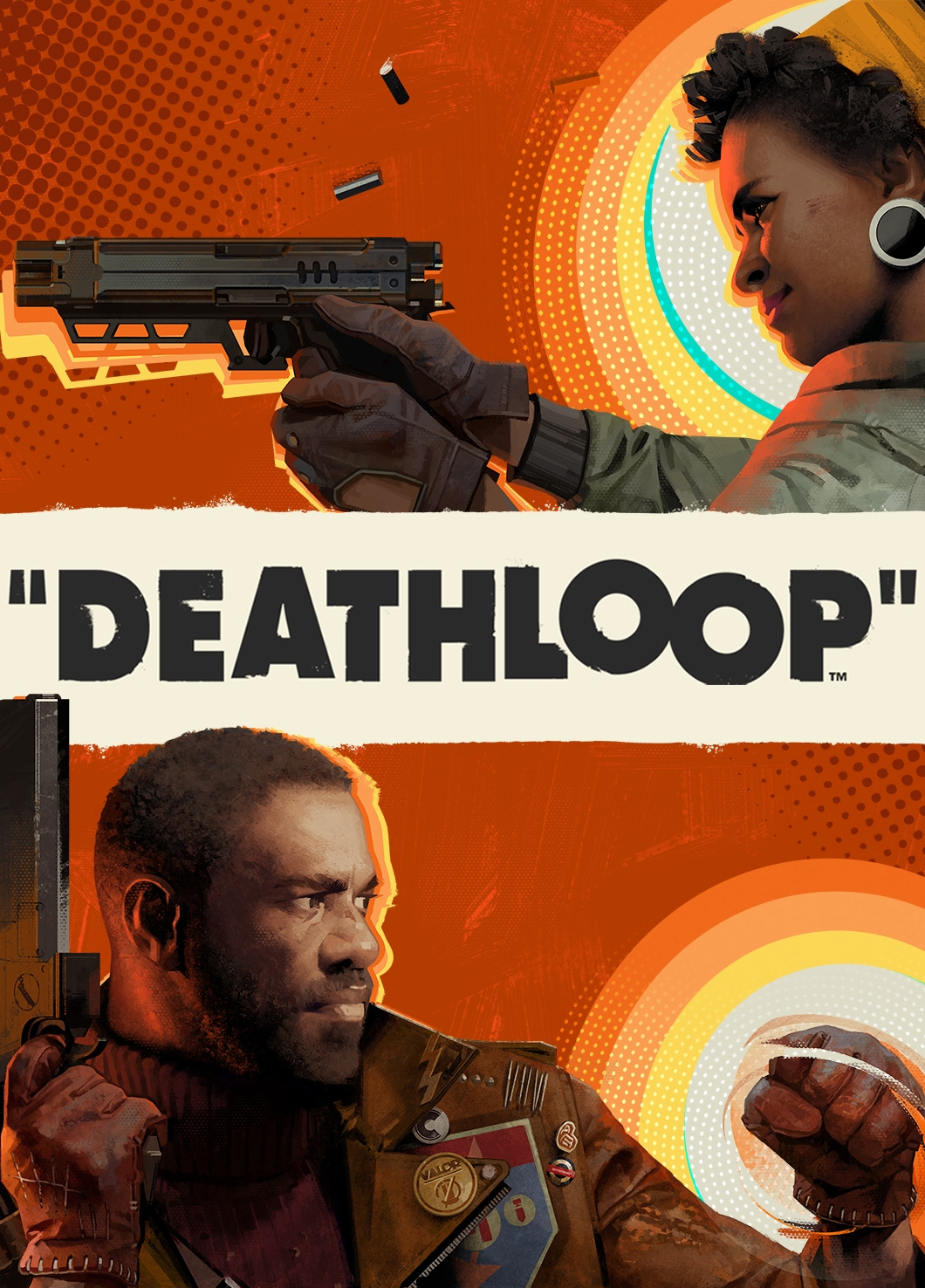 DEATHLOOP DIGITAL DELUXE ✅(Steam Ключ)+ПОДАРОК