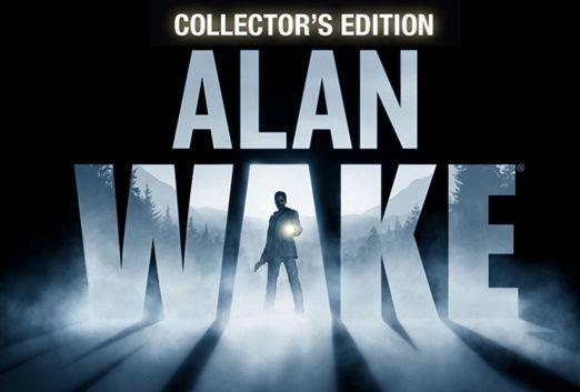 Alan Wake Collector's Edition ✅(Region Free)+ПОДАРОК