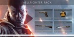 Battlefield 1-Hellfighter Pack DLC (Origin/Region Free)