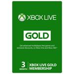 XBOX LIVE GOLD CARD 3+1 MONTH✅(RU/EU/US)+GIFT