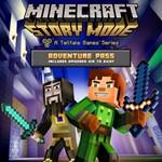 Minecraft: Story Mode Adventure Pass DLC (STEAM КЛЮЧ)