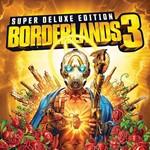 BORDERLANDS 3 SUPER DELUXE (EPIC GAMES)+ПОДАРОК