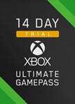 Xbox Game Pass Ultimate + EA PLAY 14 дней ПРОДЛЕНИЕ