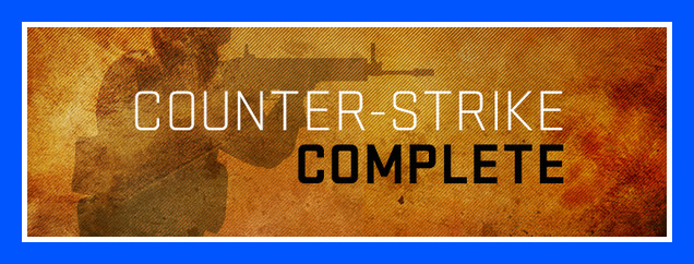 Counter Strike Complete x20 (Steam Gift | RU CIS | VPN)