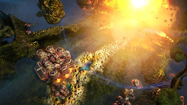 Grey Goo (Steam Gift | Ru Cis)