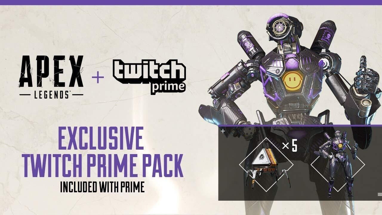 Apex Legends: Omega Point [Without Twitch Prime] 2019