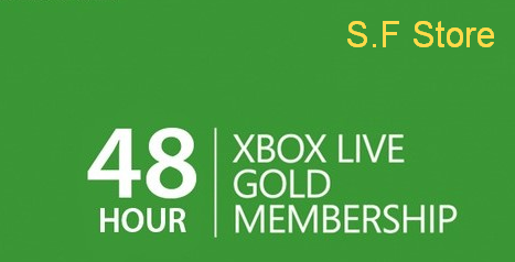 Xbox Live Gold 48 hourse [Trial/2Day]+ GIFT ✅