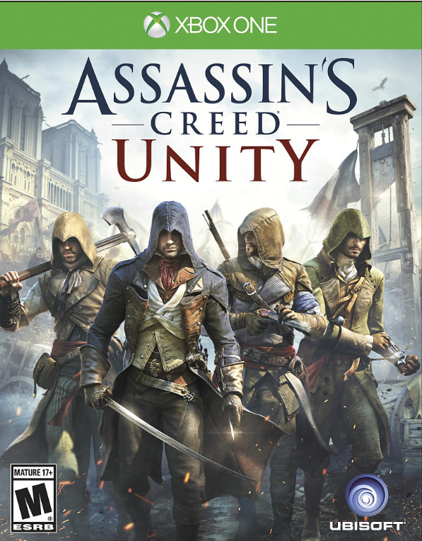 ASSASSIN´S CREED UNITY /XBOX ONE / REGION FREE