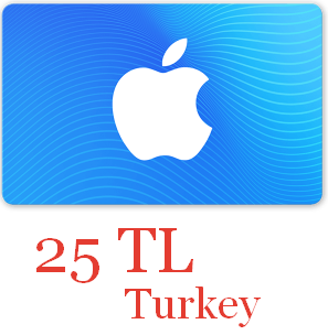 iTunes  25 TL - Turkey ✅
