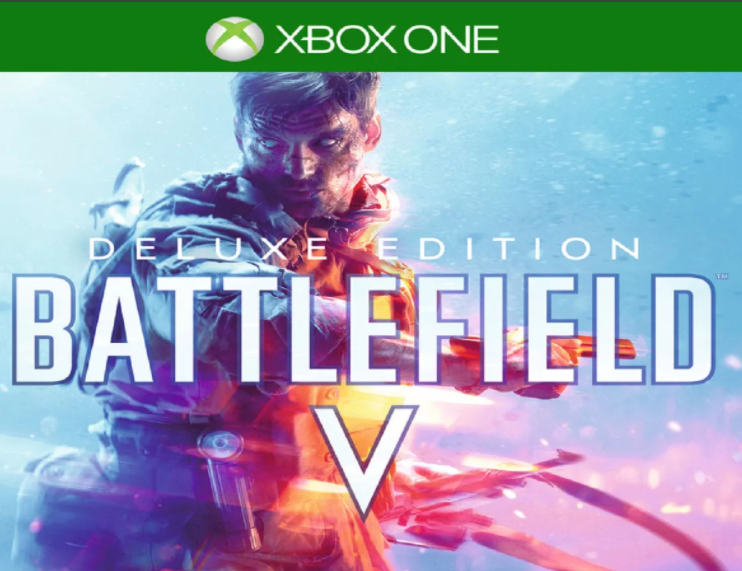Battlefield 5  V Deluxe Edittion XBOX ONE   ✅
