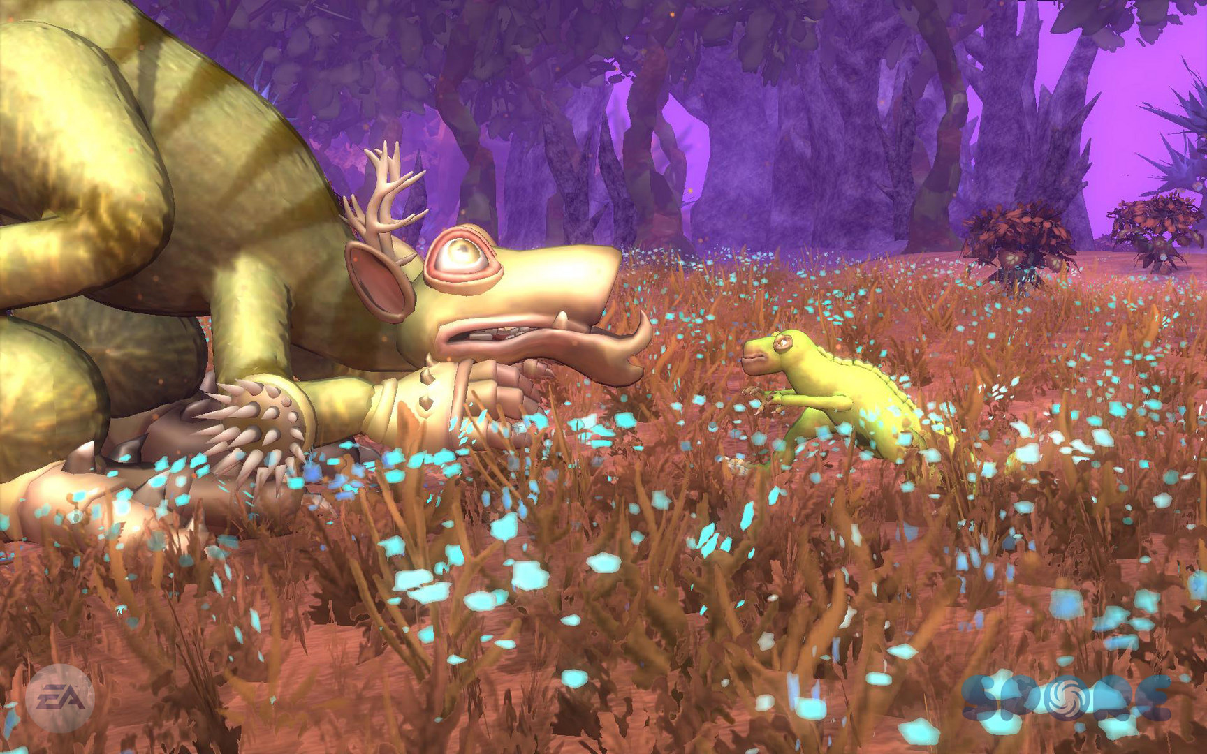 SPORE (Steam RU/CIS)